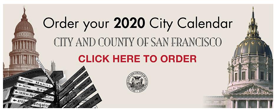 2020 CCSF Calendar Order