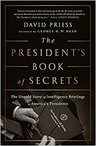 The President's Book of Secrets by David Priess