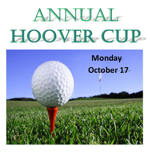 Hoover Cup Golf Tournament