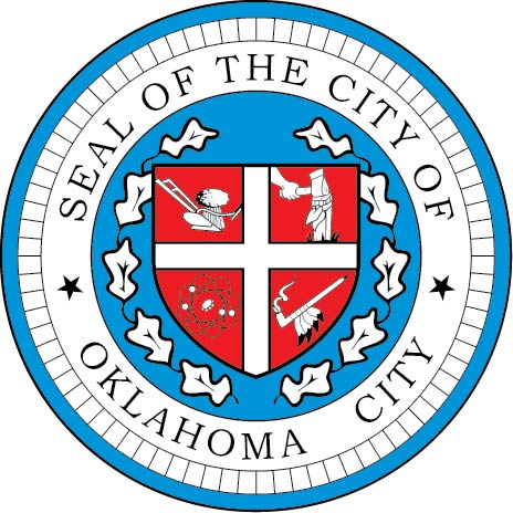 X33127 -  Seal of Oklahoma City, Oklahoma