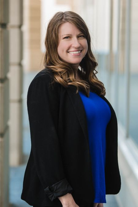 Erin Cooper, Director of Research and Evaluation