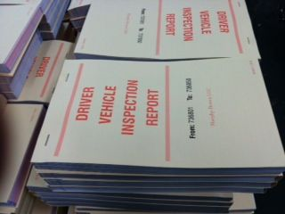 Business Forms Bound In Books