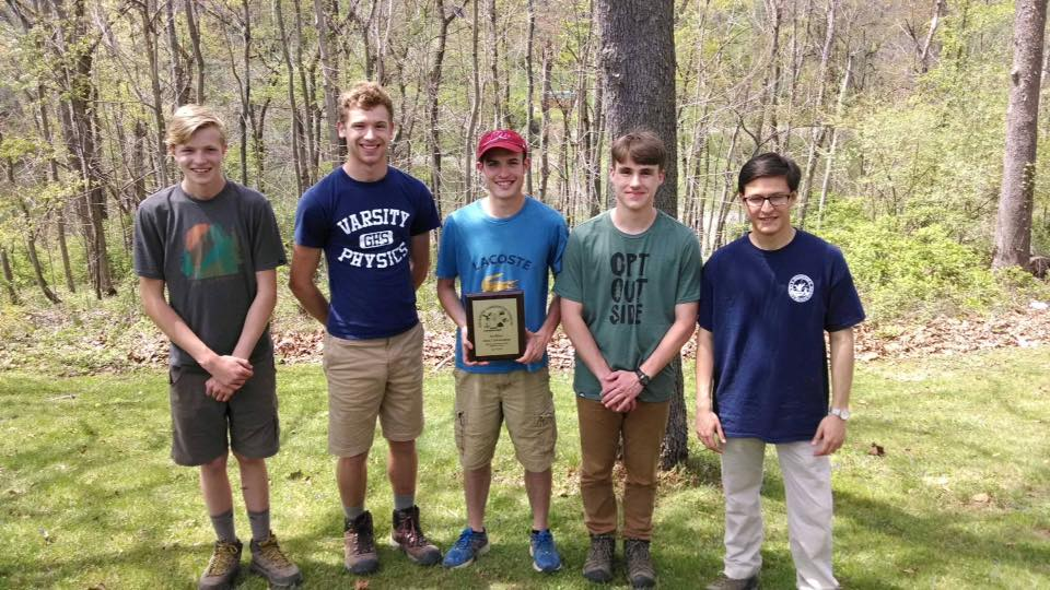 Granville Students Headed to State Envirothon