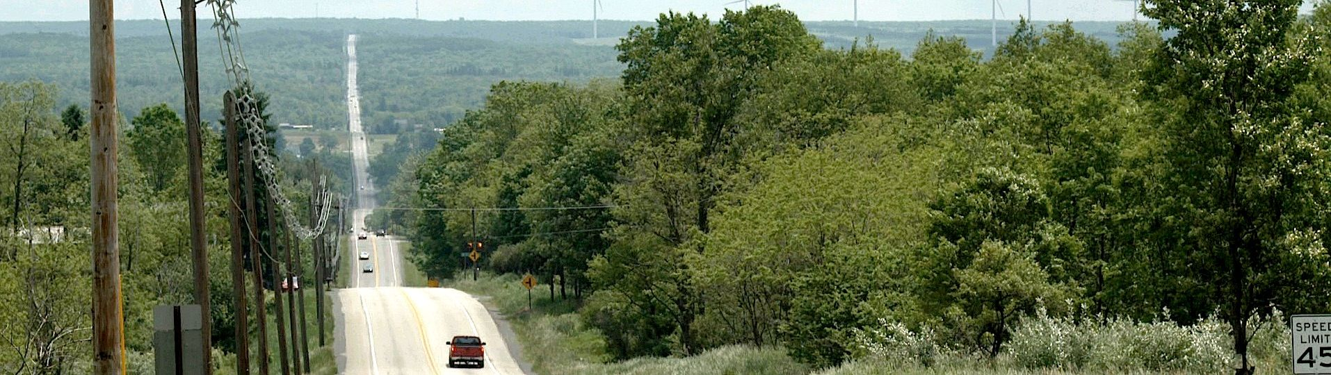 Scenic Two-lane Roads