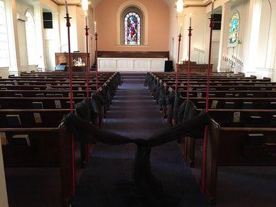 Queen Anne Baptist Sanctuary