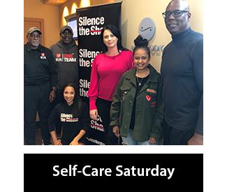 Silence the Shame Self-Care Saturday
