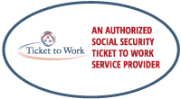 Ticket to Work Seal