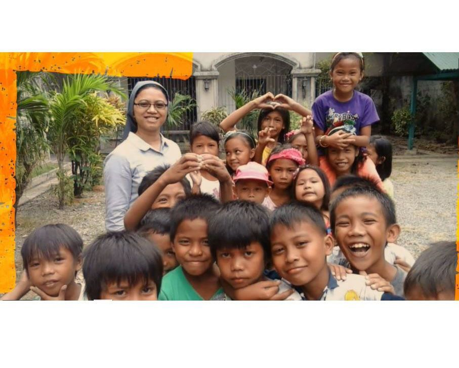 Claretian missionary sisters share glimpse of community life
