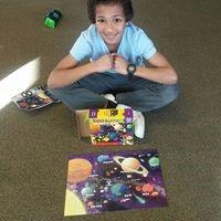 Seku Sanders- Age 10 Participant since 2014