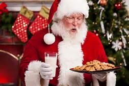 Hot Chocolate with Santa at the ECA!