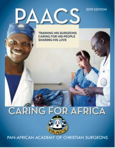 PAACS Magazine Caring for Africa 2019 Edition