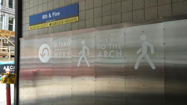 STL Metro Arch