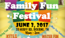 Summer Family Fun Festival at the Herff Farm