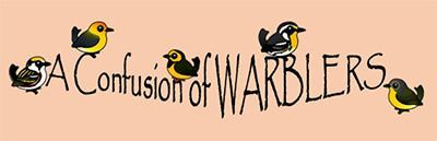 Register for April 1 class: A Confusion of Warblers