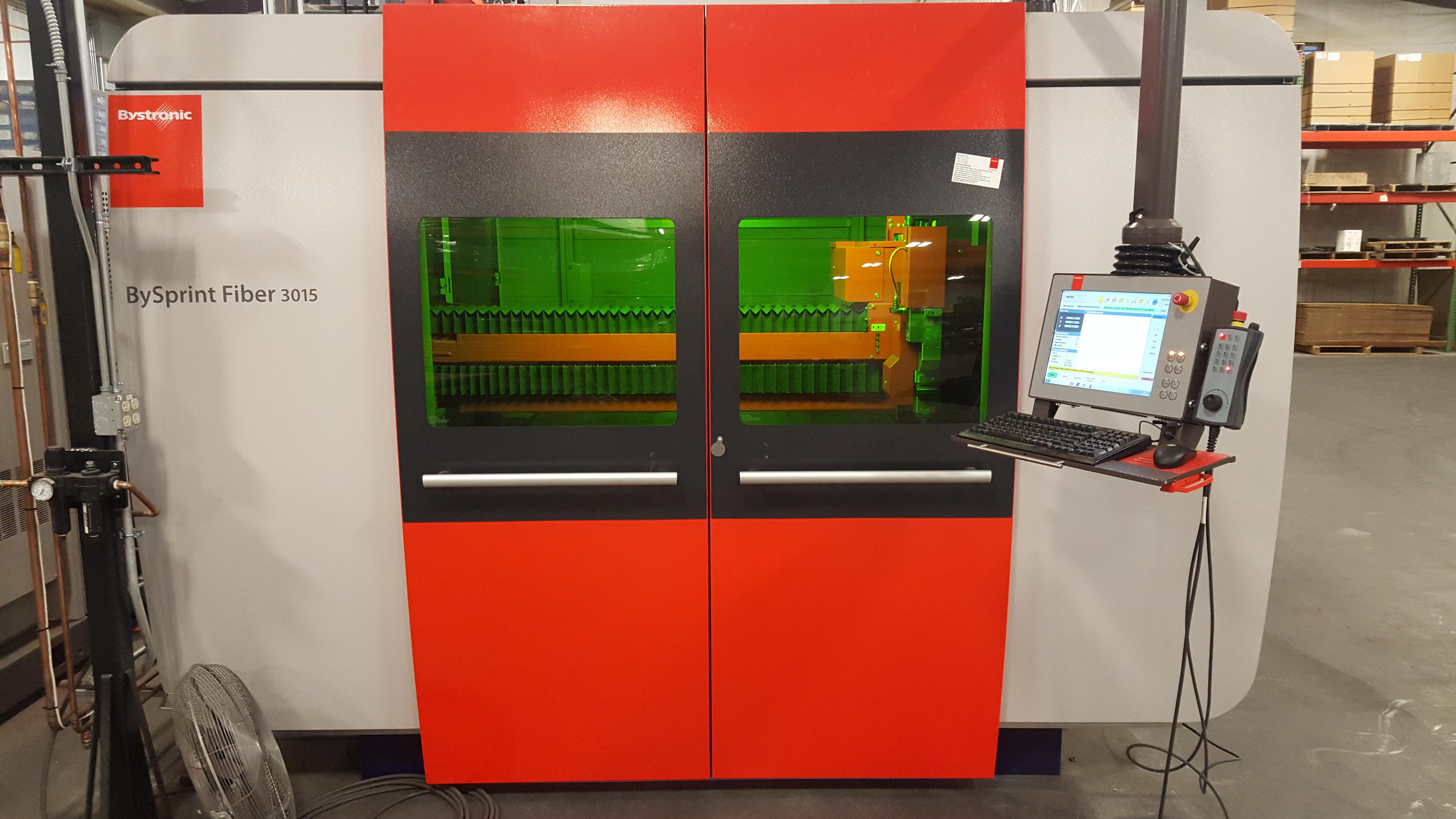 Laser Cutting Metal Fabrication Turret Punching Press