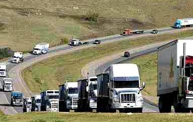 Truck Conovy