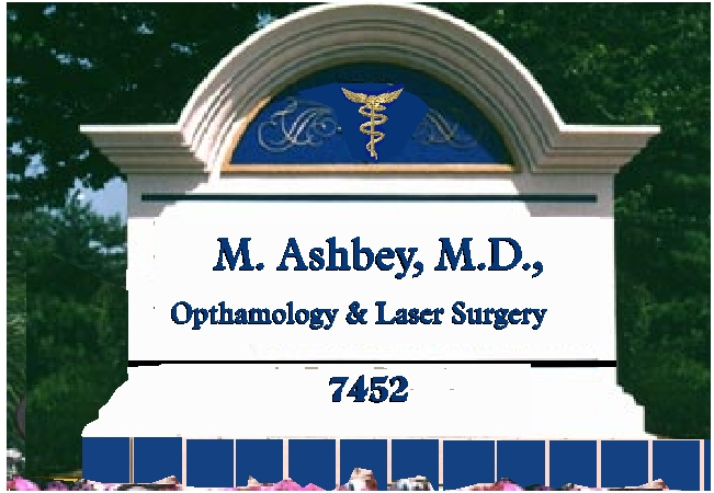 B11003 -  Monument Sign for Medical Office