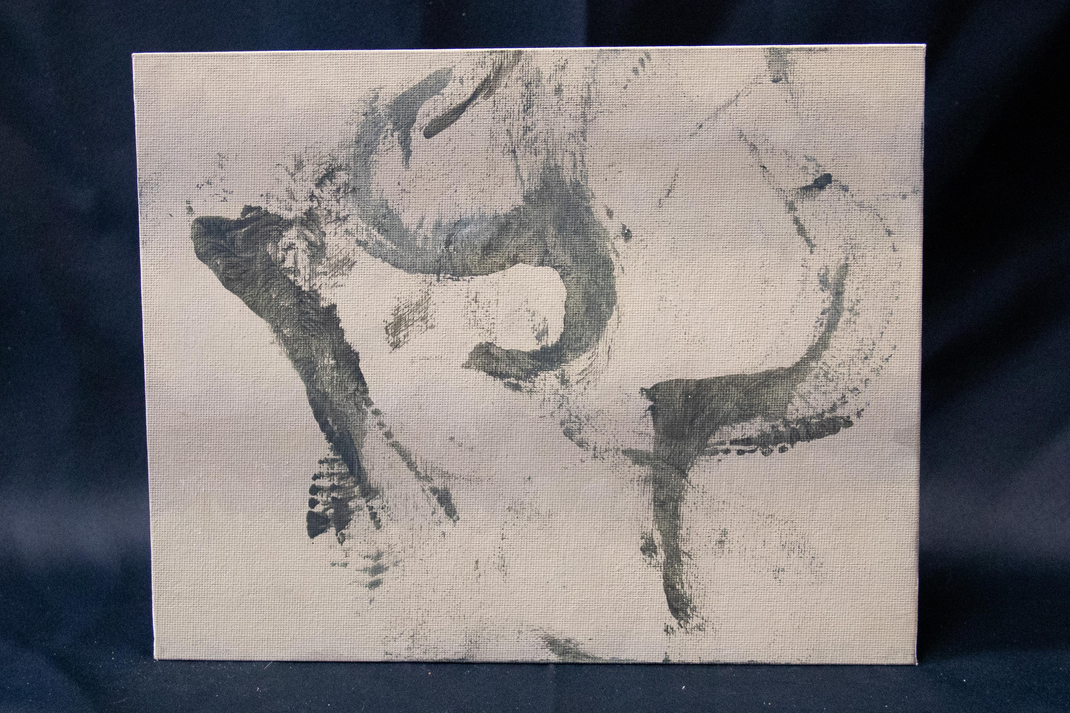 Hognose Snake • 8x10in Animal Art