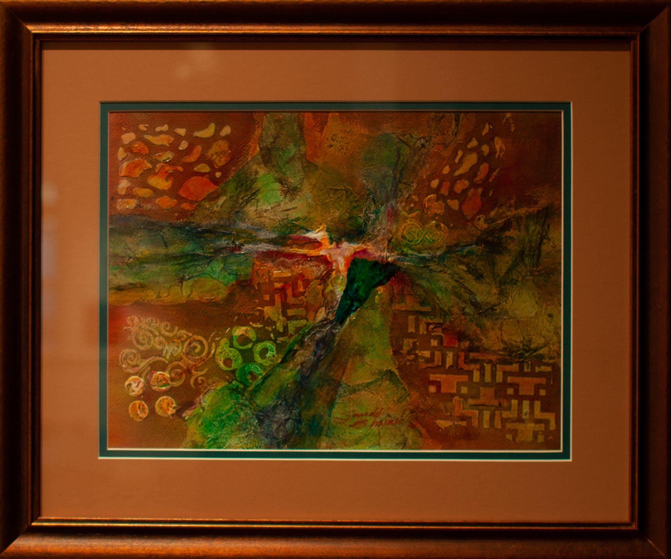 "Sandy Shepard - ""Mushroom Hunting"""
