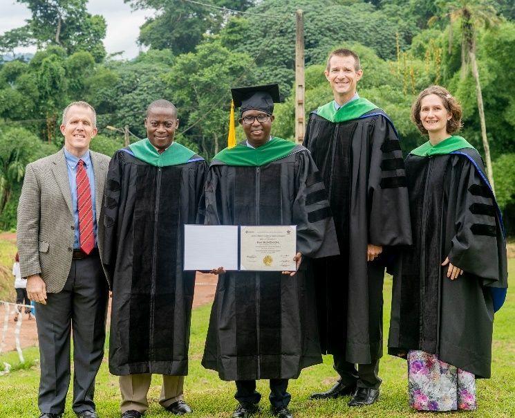 PAACS Graduation at Bongolo Hospital