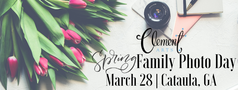 Spring Family Photo Day 2020 (Postponed)