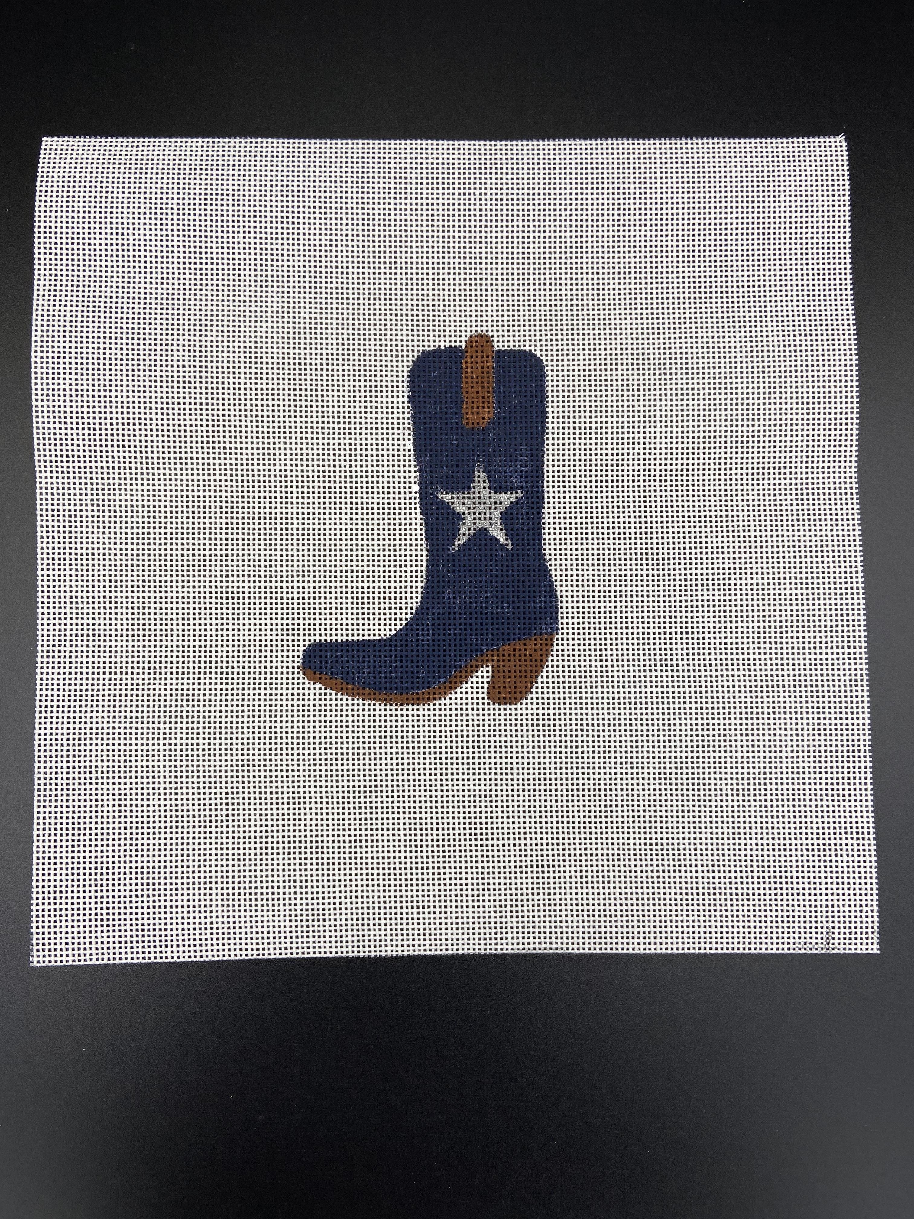 Dallas Boot - Navy