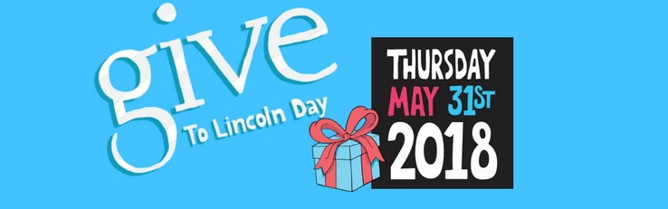 Give to Lincoln Day!