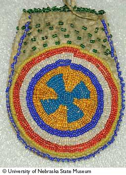 Plains Lakota Sioux Pouch