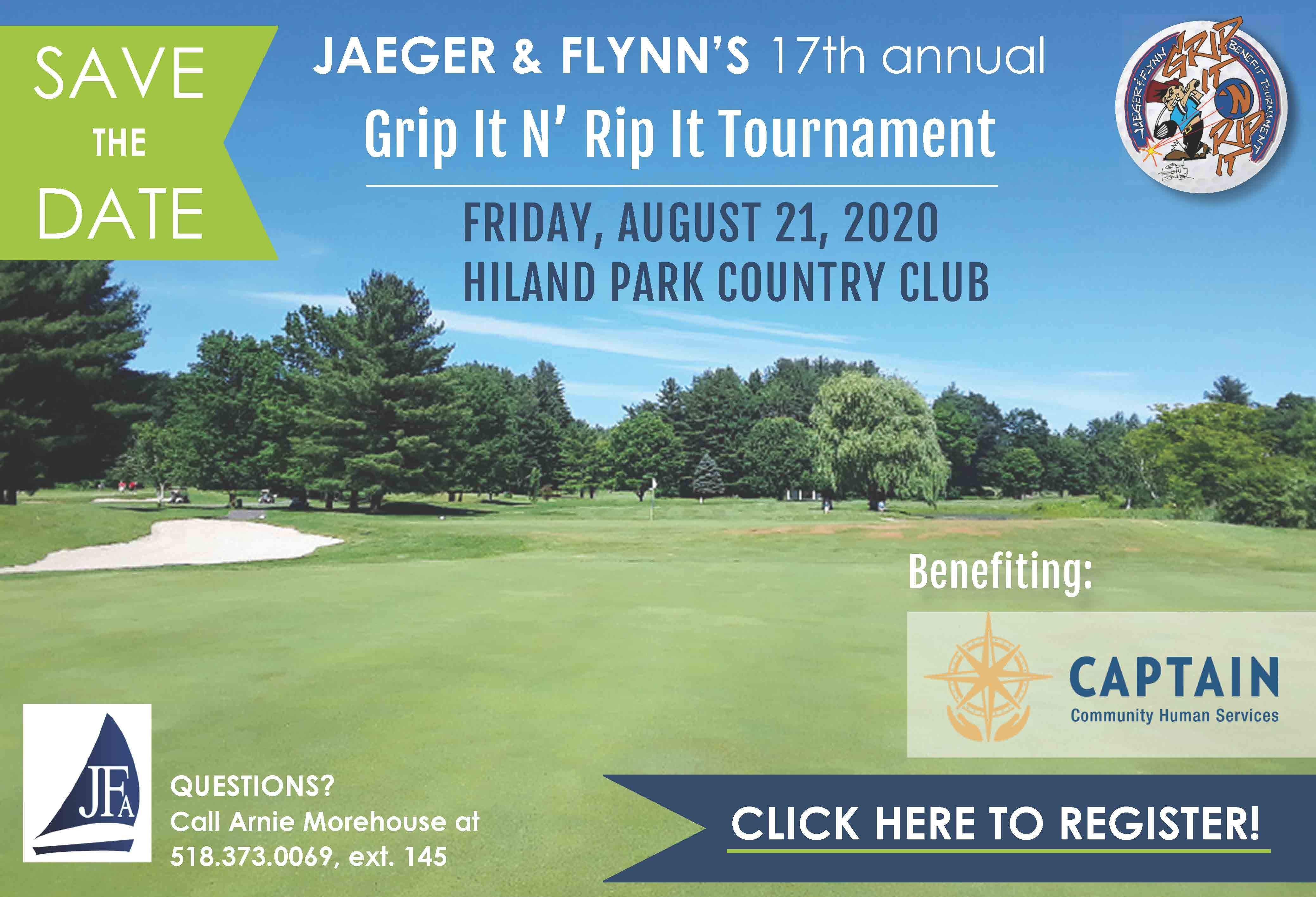 Jaeger & Flynn's Matching Gift Campaign