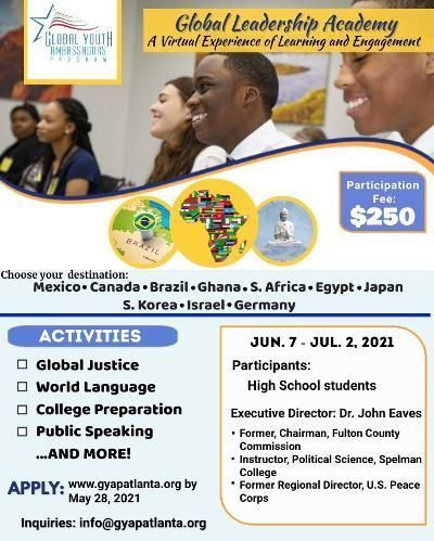 Summer Global Leadership Academy