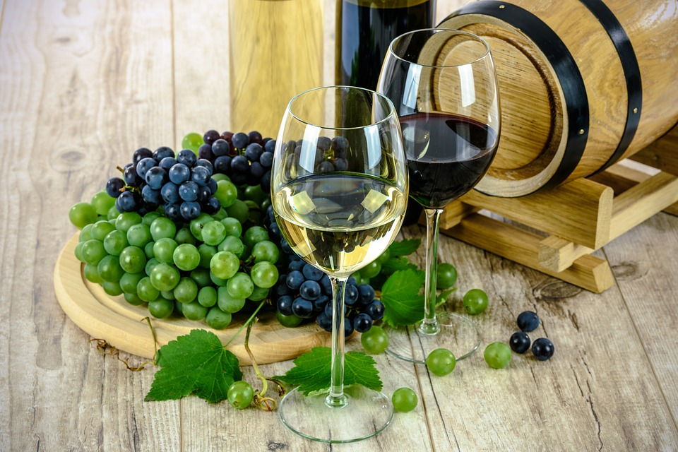 Wine and Food Tasting Event, May 25th