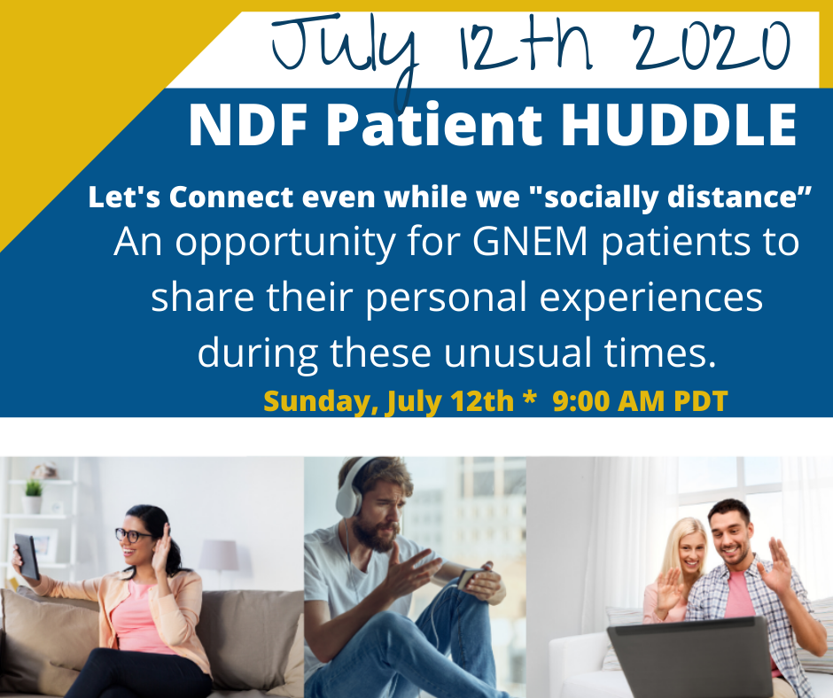 July Patient Huddle