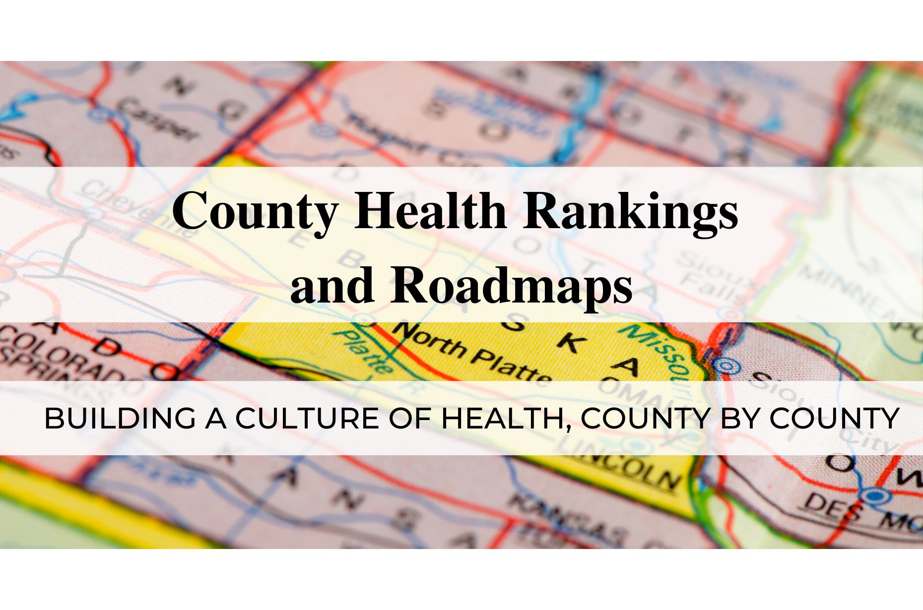 County Health Rankings 2021