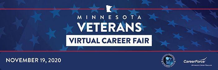 14th Annual Veterans VIRTUAL Career Fair