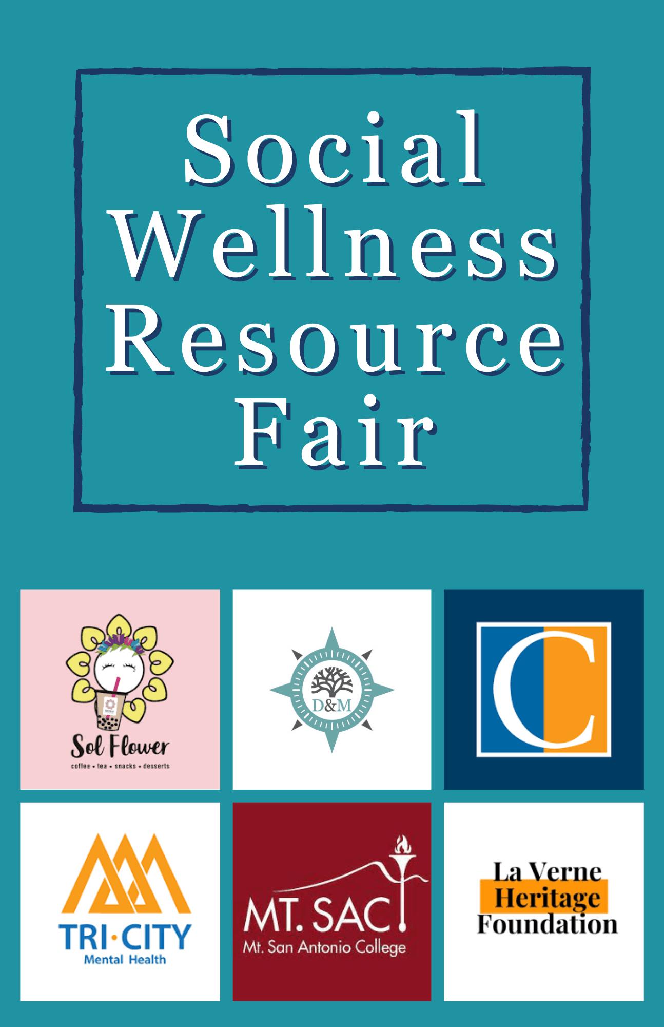 Social Wellness Resource Fair Recap