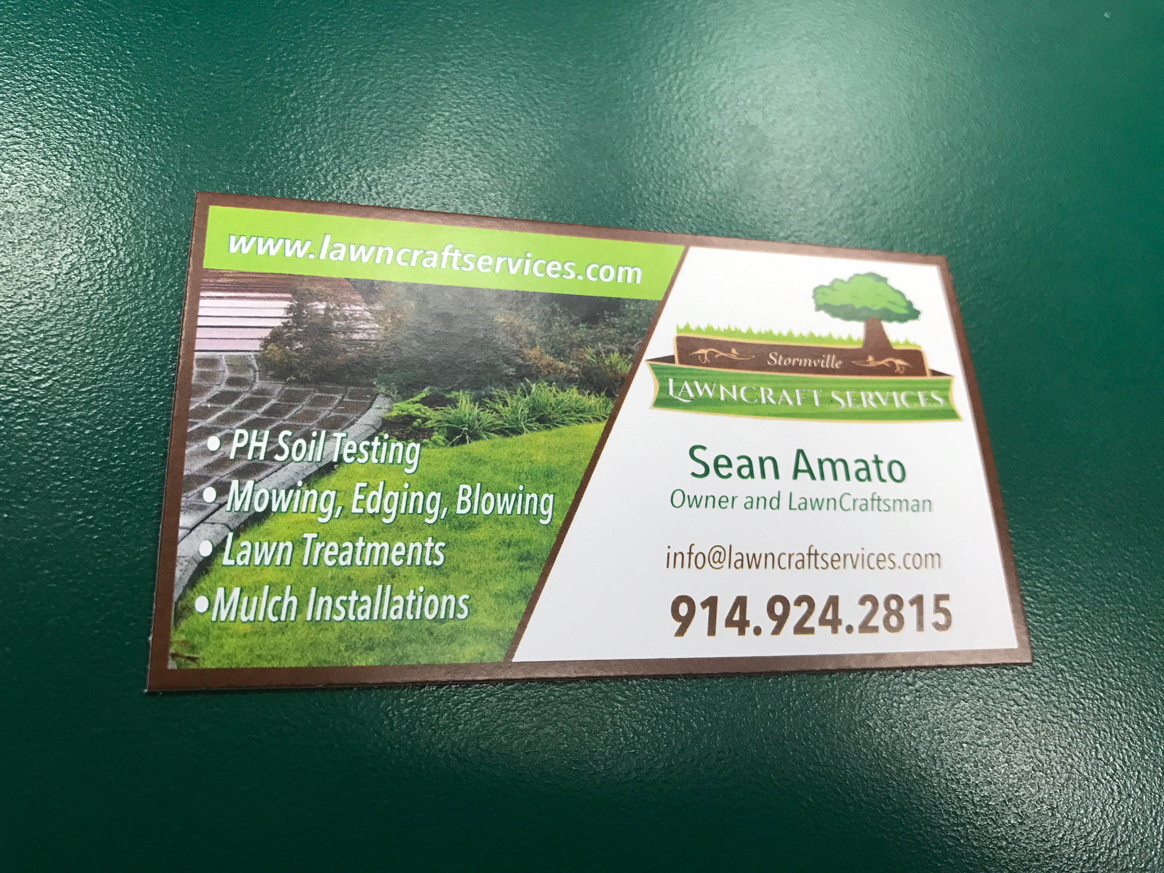 Lawncraft Services