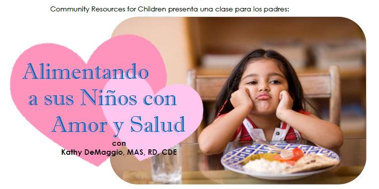 Alimentando a sus Niños con Amor y Salud