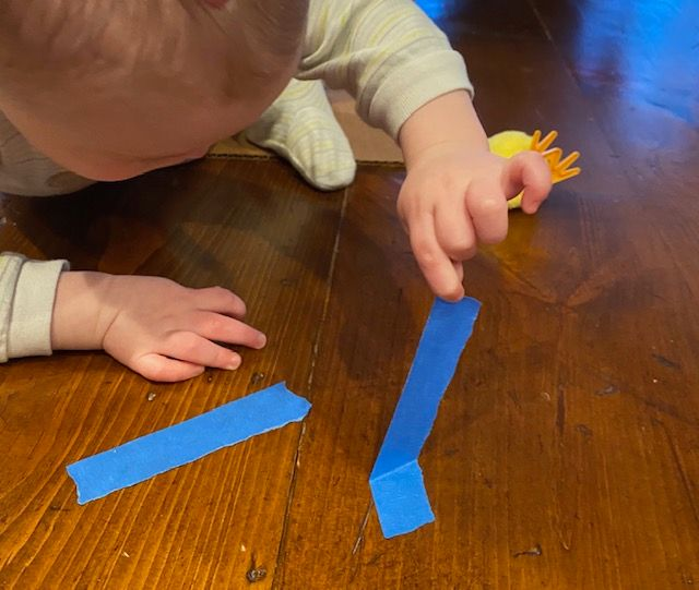 Activity #3: Fun With Tape