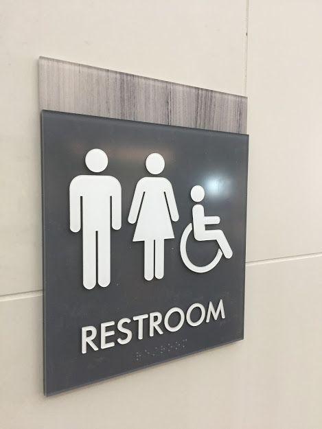 ADA SignsLubbock, TX - Elite Sign & Design