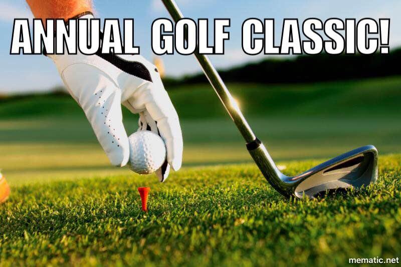 ANNUAL GOLF CLASS 2016