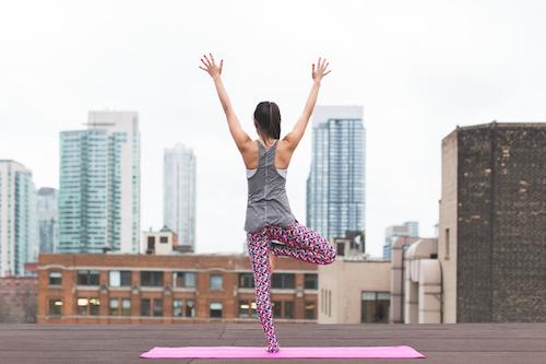 Trauma-Informed Yoga Class
