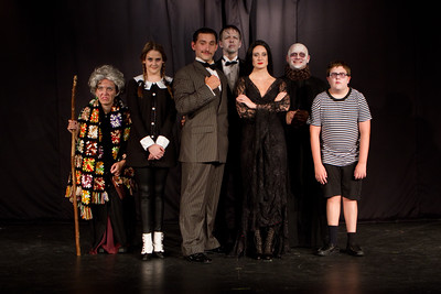 Addams Family July 2016