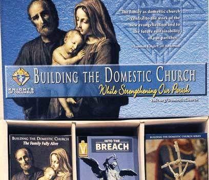 Building the Domestic Church Kiosk