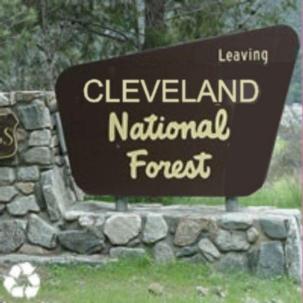 G16030 -  Carved Cedar Sign, Double-Faced