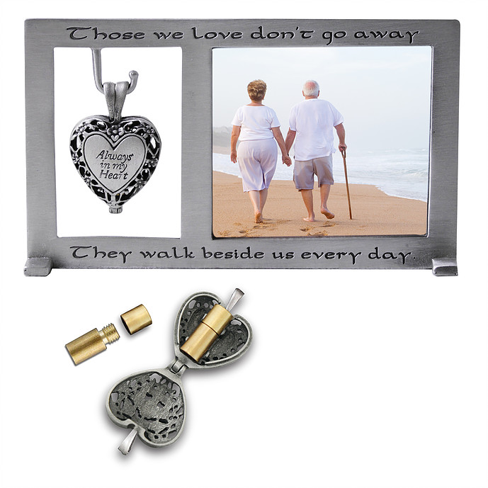 Those We Love Don't Go Away memorial frame