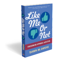 Like Me or Not Book Cover