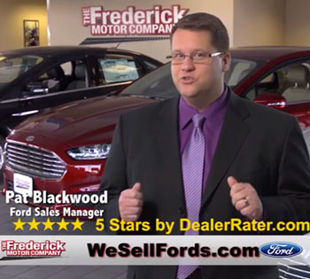Frederick Motor Company: 5 Star Price