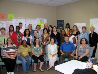 Train the Trainer participants