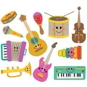 Tiny Tots musical play date