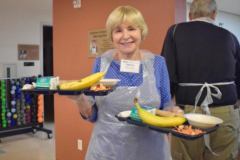 Nutrition Support - Potiker Family Senior Residence